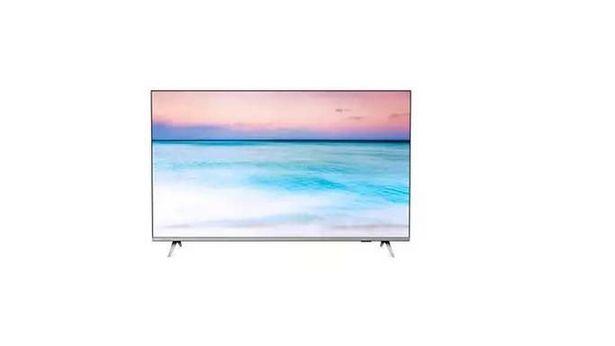 "Oferta de Smart Tv Philips 58"" 4K samrt TV por $94499"