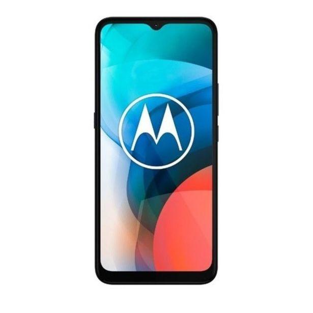 Oferta de Celular Motorola E7 Blue bird 2GB 32 GB XT2095-1 por $21700