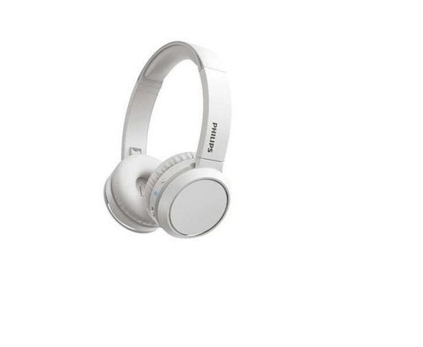 Oferta de Auriculares Bluetooth  Philips TAH4205WT por $3699