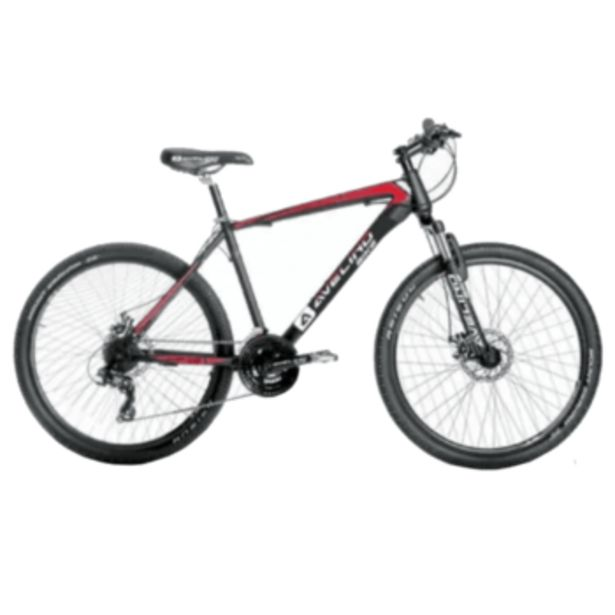 Oferta de BICICLETA RODADO 29 MOUNTAIN BIKE AVELINO FX7000 NEGRO por $51999,9