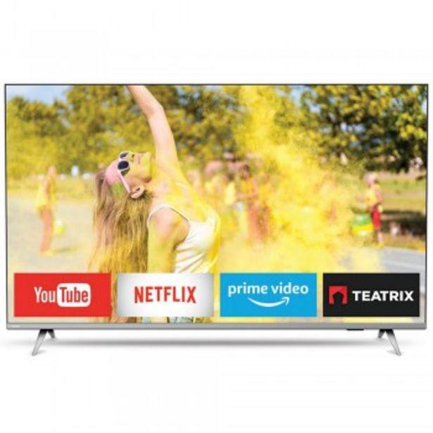 Oferta de SMART TV 55 LED 4K PHILIPS 55PUD6654/77 por $75199,9