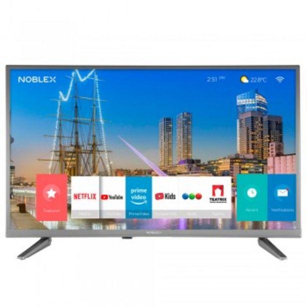 Oferta de SMART TV 32 NOBLEX DK32X5000 HD FLOW por $33349,9