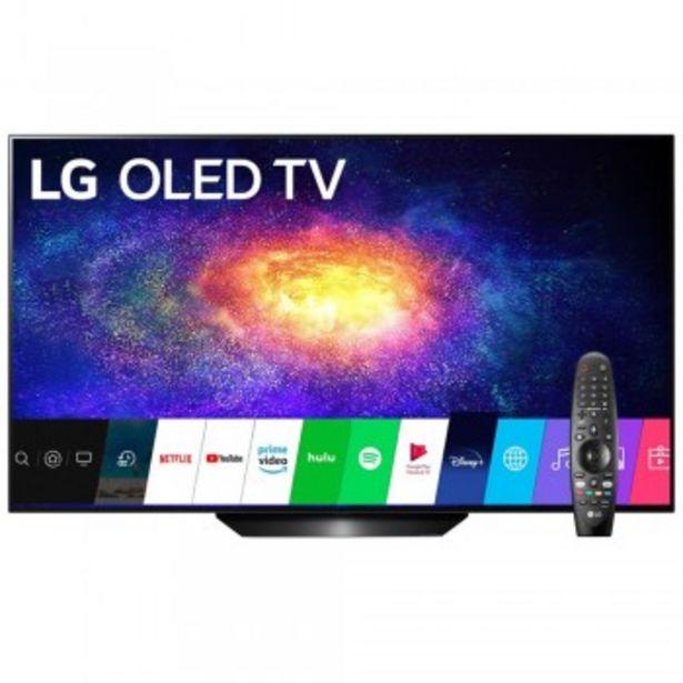 Oferta de SMART TV 65 4K LG OLED65BX AI THINQ UHD por $329999,9