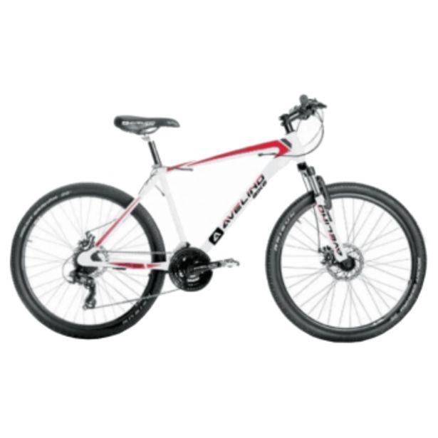 Oferta de BICICLETA MOUNTAIN BIKE RODADO 29 AVELINO FX7000 BLANCA por $60659,9