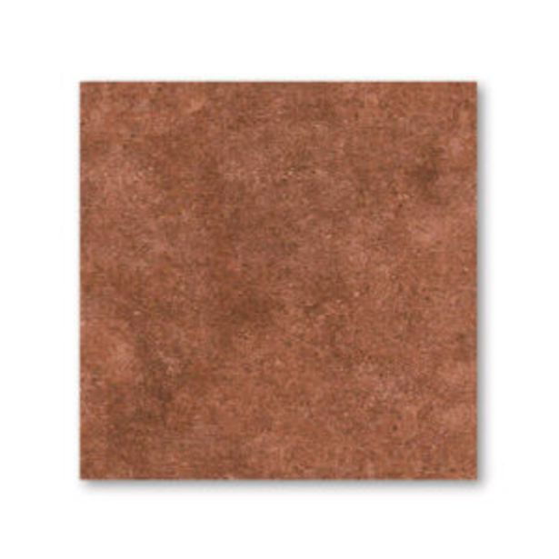 Oferta de Cerámico Cemento Rústico Terracota (46 x 46 cm) ALBERDI por $1037,22