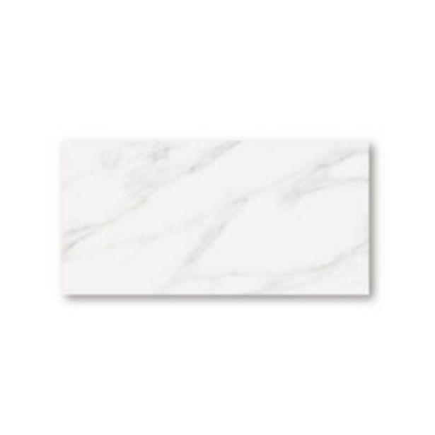 Oferta de Porcelanato Mármol Partenon Pulido (58 x 117 cm) Cerro Negro por $6126,5