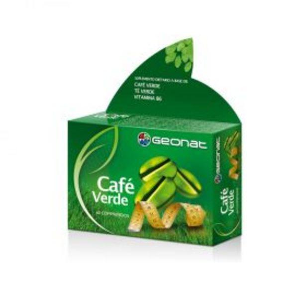 Oferta de Café Verde Reduce Peso x 60 Comprimidos por $737
