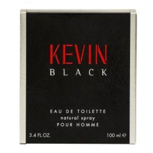 Oferta de Perfume Hombre Kevin Black Edt X 100ml por $1241,1