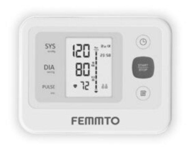Oferta de Medidor De Presión Arterial Tensiómetro De Brazo BPA3 por $3099,14