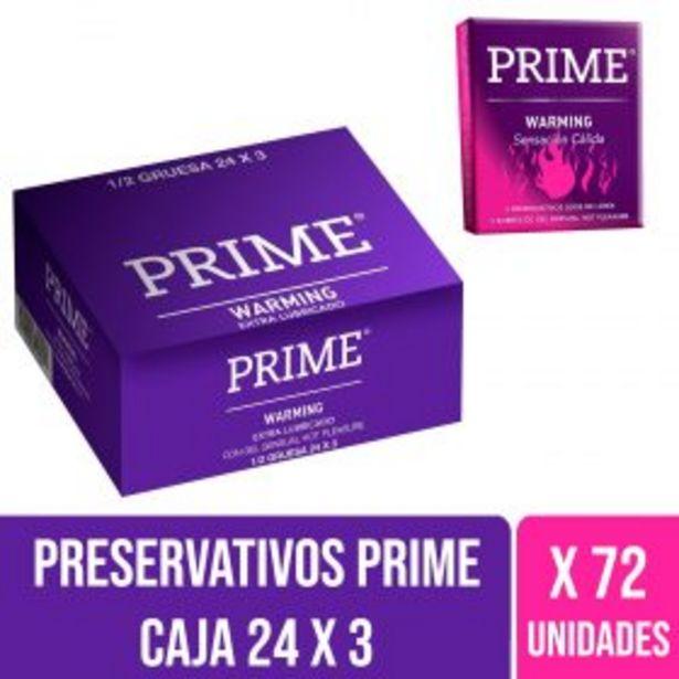 Oferta de Preservativos Warming 72 Un por $5490