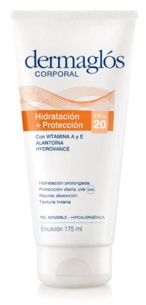 Oferta de Crema Corporal Hidratacion + Proteccion Fps 20 por $793