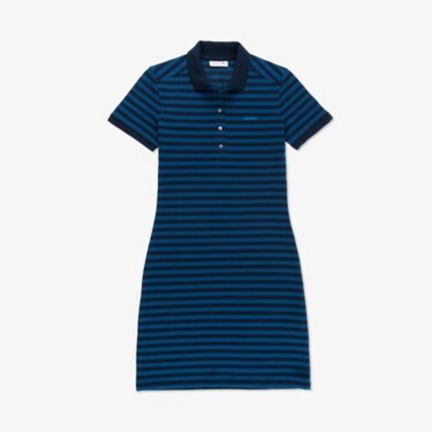 Oferta de Vestido Polo De Mujer Stripe por $6999