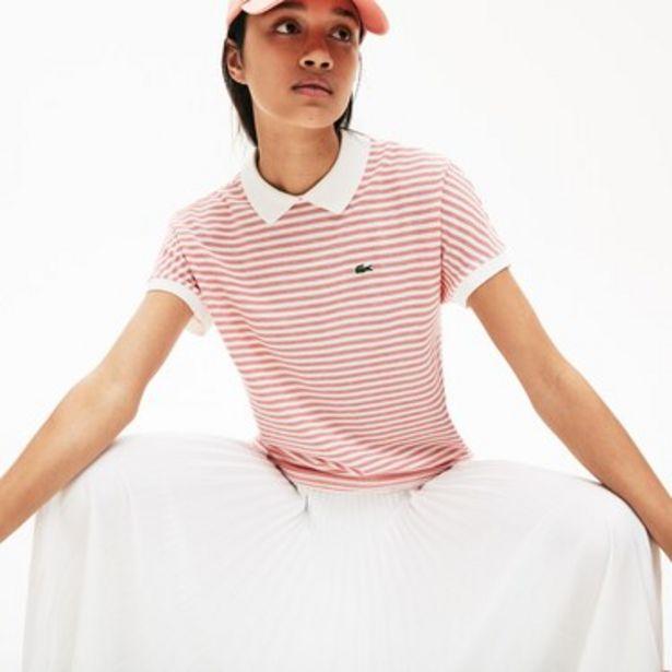 Oferta de Polo De Mujer De Piqué Rayada por $5249