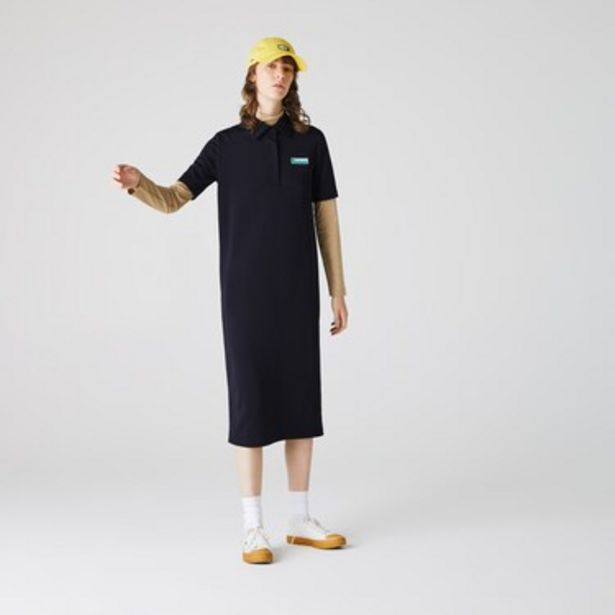 Oferta de Vestido Polo De Mujer Lacoste Live por $6999
