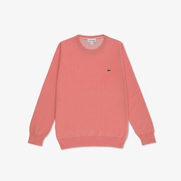 Oferta de Sweater De Hombre Liso Escote Redondo por $7699