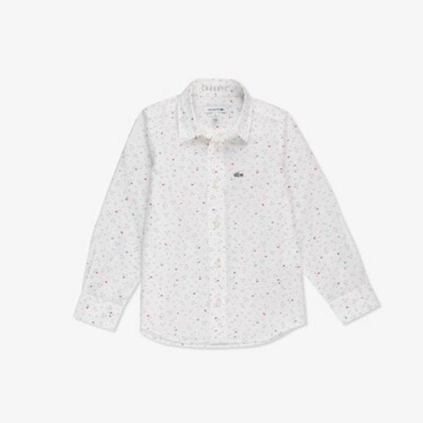 Oferta de Camisa Juvenil Lacoste por $4199