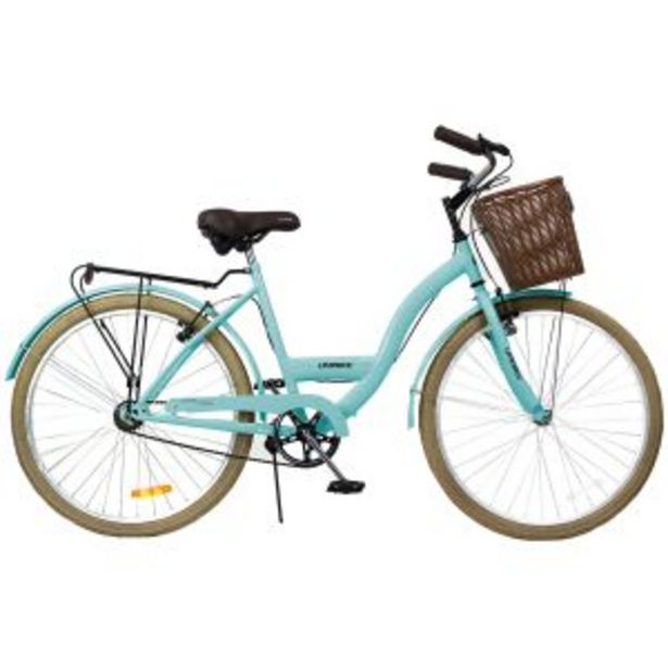 Oferta de Bicicleta De Paseo Rodado 26 Dama Vintage por $54874,49