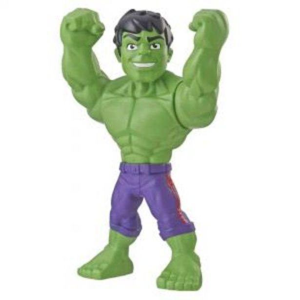 Oferta de Muñeco Marvel Mega Mighties Superhero Hulk Hasbro por $4198,75