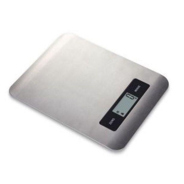 Oferta de Balanza Cocina Digital Ultra Fina Liquidos Plateada Camry por $2032,79