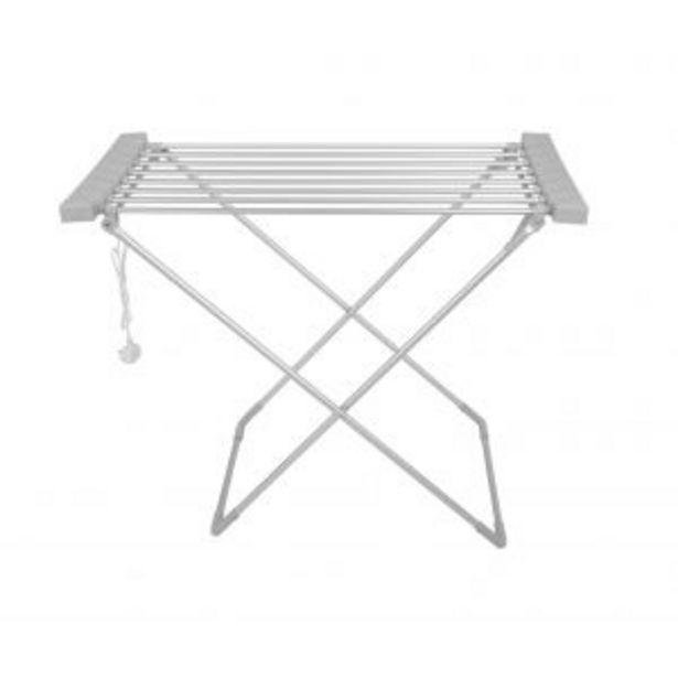 Oferta de Tender Eléctrico Simple Aluminio 120w Seca Ropa por $6480,87