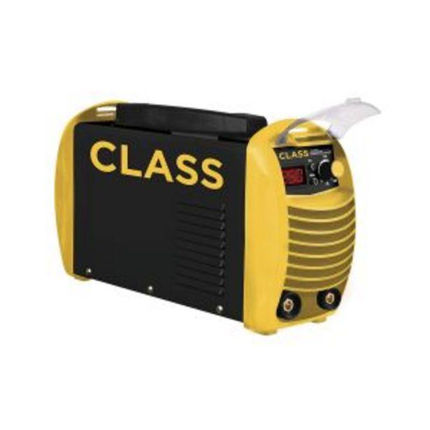 Oferta de Soldadora Inverter Class 250 Amp Electrodos Mma por $26976,71