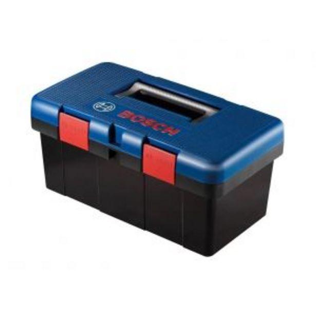 Oferta de Maletin Caja de Herramientas Bosch Tool Box 20 Lts por $6336,37