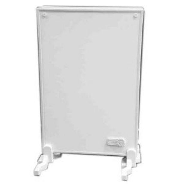 Oferta de Panel Calefactor Ecosol  600W Tandem Quadrans Duo por $35626,7