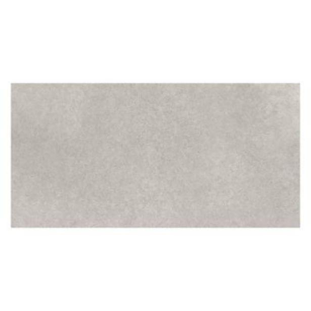 Oferta de Porcelanato 45 x 90 Soho Glam gris 1.22 m2 - Ilva por $2124,15