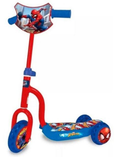 Oferta de Monopatín 3 Ruedas Spiderman 336000 (331300) E. Full por $7800