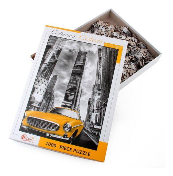 Oferta de Puzzle 1000 Piezastaxi En New York Ft306 E.full por $1519