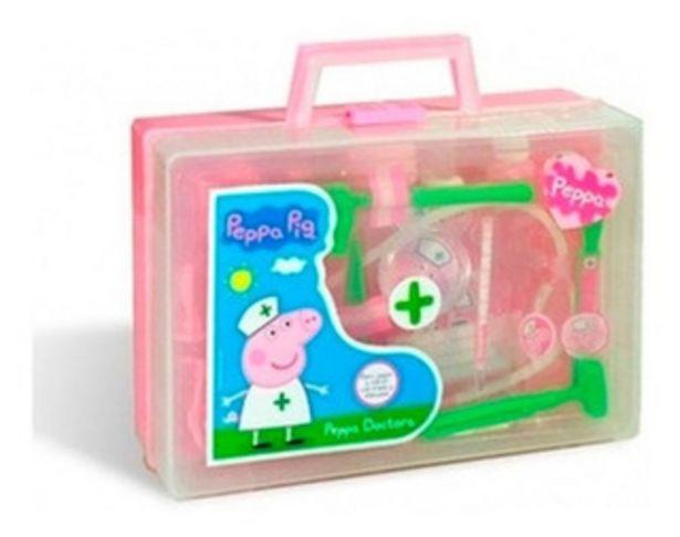 Oferta de Valija Peppa Pig Doctora 0742 Envio Full por $2180