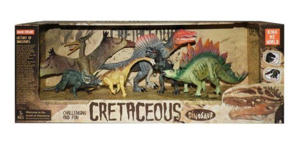 Oferta de Set Dinosaurios Modelos Surtidos 1605912 E.full por $2945