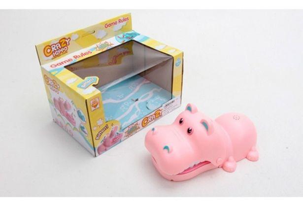 Oferta de Hipopótamo Mordedor Celeste 1748651 E.full por $1482