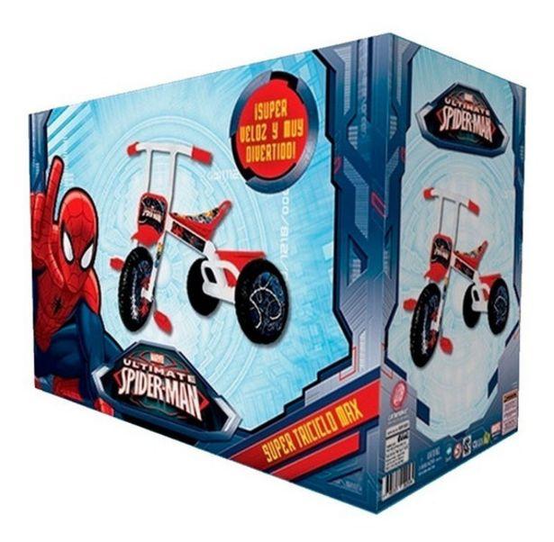 Oferta de Spiderman Triciclo Max 301303 (1303) E. Full por $8520