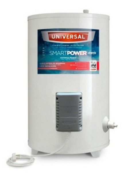 Oferta de Termotanque Electrico 90lts. Universal por $29499