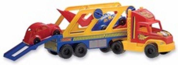 Oferta de CAMION DURAVIT 214 TRANSPORTE C/2 AUTOS por $4080