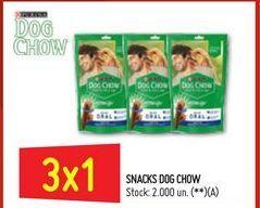 Oferta de Alimento para perros Dog Chow por