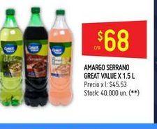 Oferta de Amorgo serrano great valeu por $68