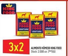 Oferta de Alimento para perros King Food por
