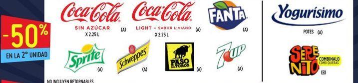 Oferta de Coca-Cola2.25 ml por