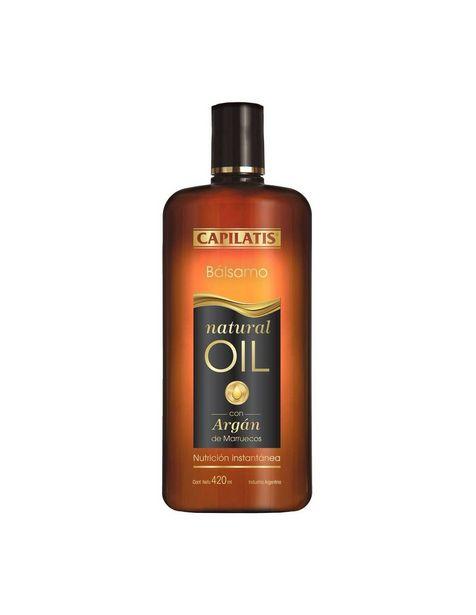 Oferta de Acondicionador Capilatis Natural Oil 400Cc por $569,99
