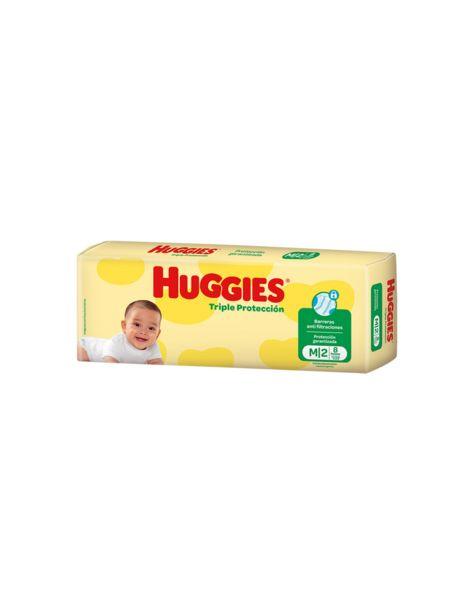 Oferta de Pañales Niños Huggies Triple Proteccion Mediano 8Un por $159,48