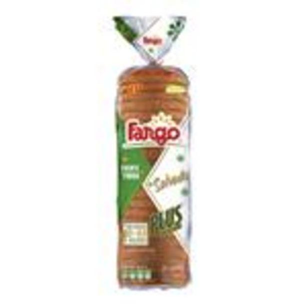 Oferta de Pan Salvado Plus Grande Fargo Bsa 690 Grm por $335,99