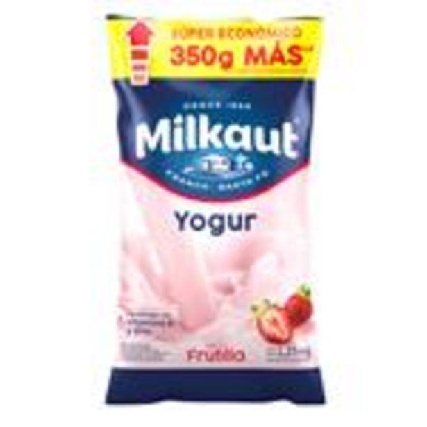 Oferta de Yog.Beb.P/Descr. Frutilla Milkaut Sch 1.25 Kgm por $195,5