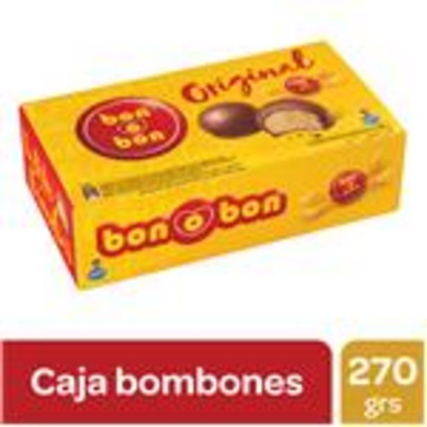 Oferta de Bombones BON O BON Leche Cja 270 Gr por $282,42