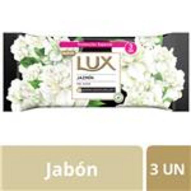 Oferta de Jabón En Barra Lux Jazmín 3x125 G por $182,99