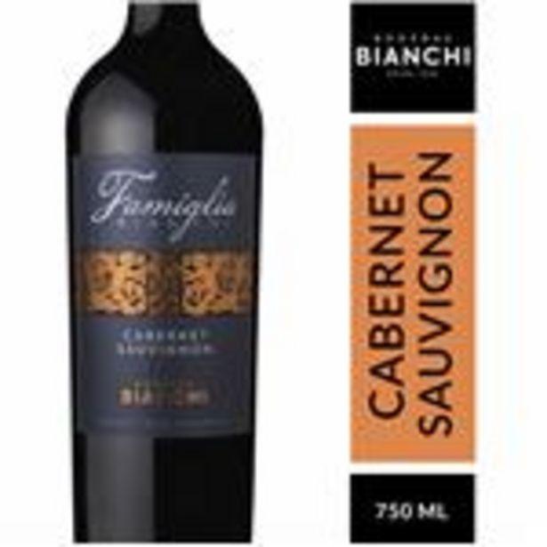 Oferta de FAMIGLIA BIANCHI Cabernet Sauvignon 750 CC por $892,94