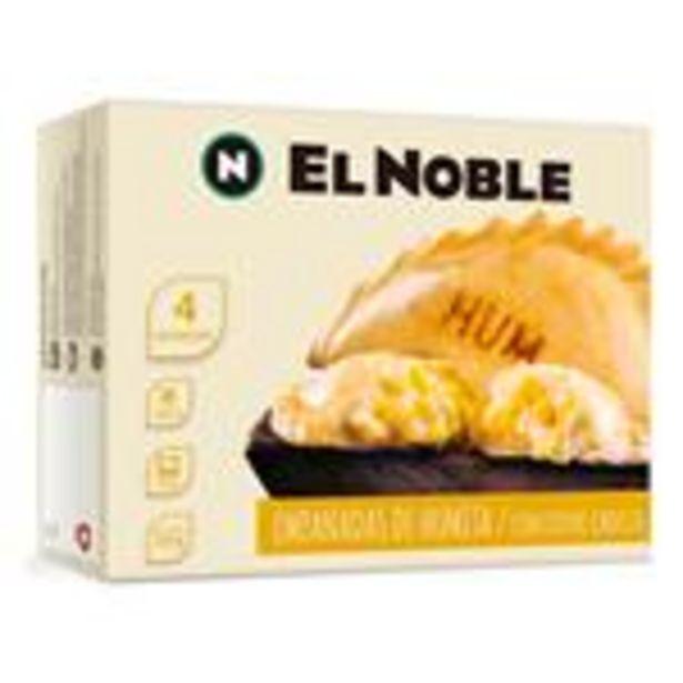 Oferta de Empanadas Humita El Noble Cja 320 Grm por $260