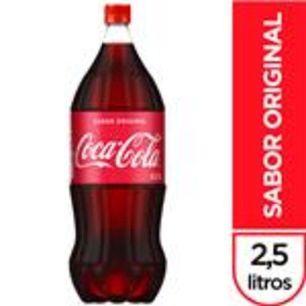 Oferta de Gaseosa Coca-Cola Sabor Original  2,5 Lt por $221,19