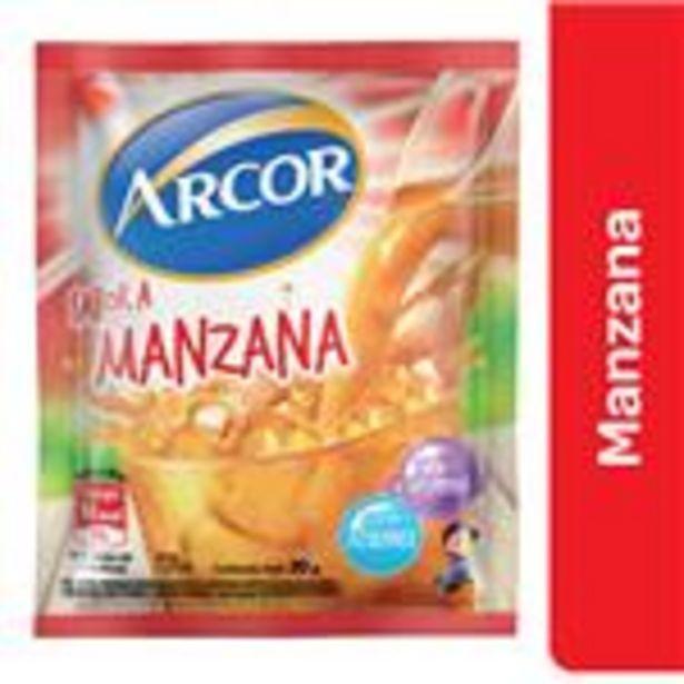 Oferta de Jugo En Polvo ARCOR Manzana Sobre 20 Gr por $15,36